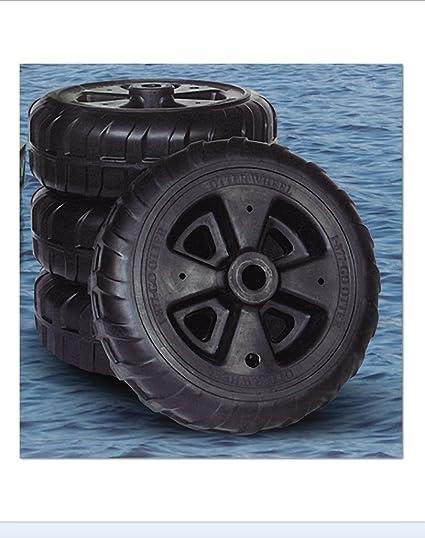 """TWO Heavy Duty 24/"""" Boat Dock Wheels"""