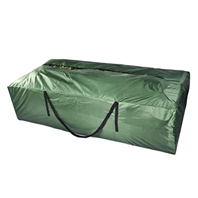 Outdoor Furniture Cushion Storage Bag Cloth Bag Pouch Waterproof Cover Lightweight, Easy to Carry: Kitchen & Dining