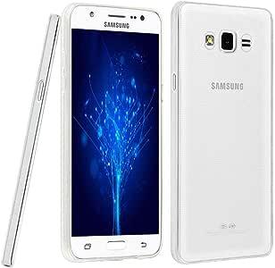 جراب هاتف Galaxy J7 (2016) غطاء خلفي من السيليكون الرفيع للغاية من جل TPU الناعم وواقي شفاف لهاتف Samsung Galaxy J7 (2016) 5. 5 بوصة