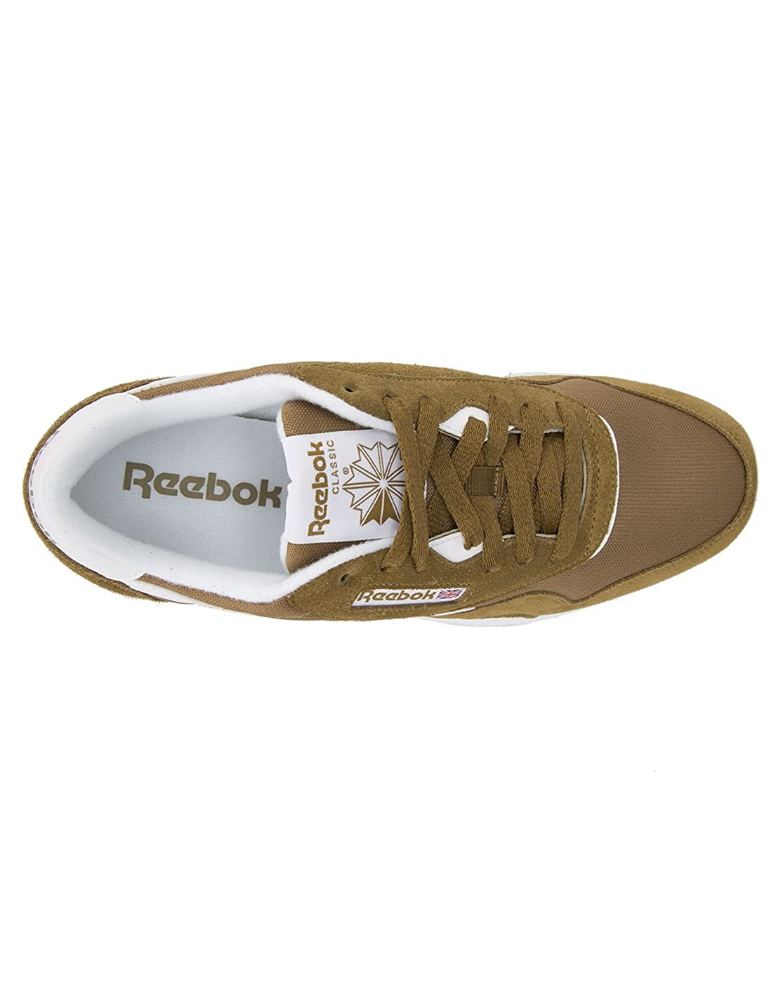 Reebok Buuty Classic Nylon Golden Brown BD2301 Color