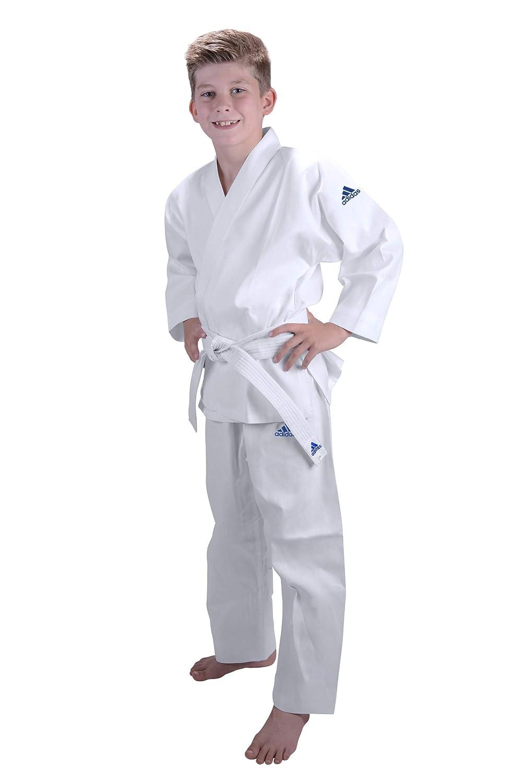 Adidas J181 – Kimono de judo de iniciación para niño: Amazon.es ...