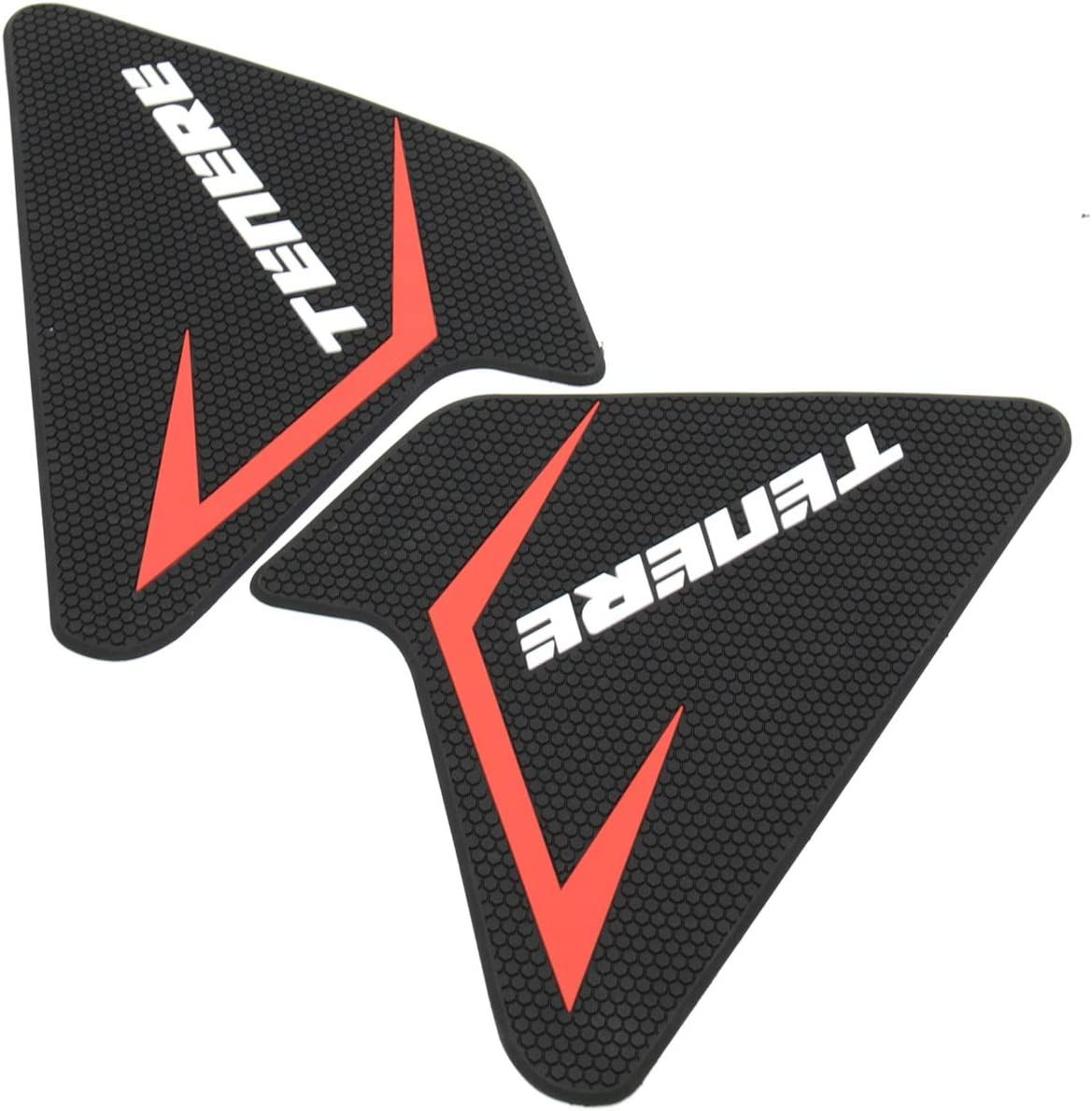 Carrfan Motorcycle Tank Traction Pad Side Gas Kneepad Protector Sticker Replacement for Yamaha Super Tenere XT1200Z XT 1200Z 2010-2019