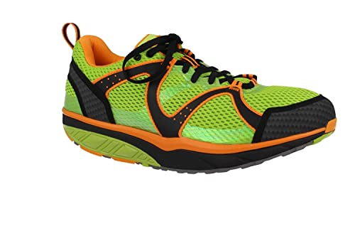 4b327a2e960f MBT Men s Sabra Trail Lace Up Fitness Shoes Green  Amazon.co.uk ...