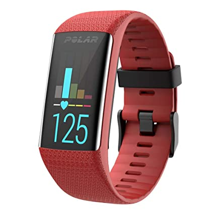 Amazon.com: Roche.Z Wristband for Polar A360 / A370 Fitness ...