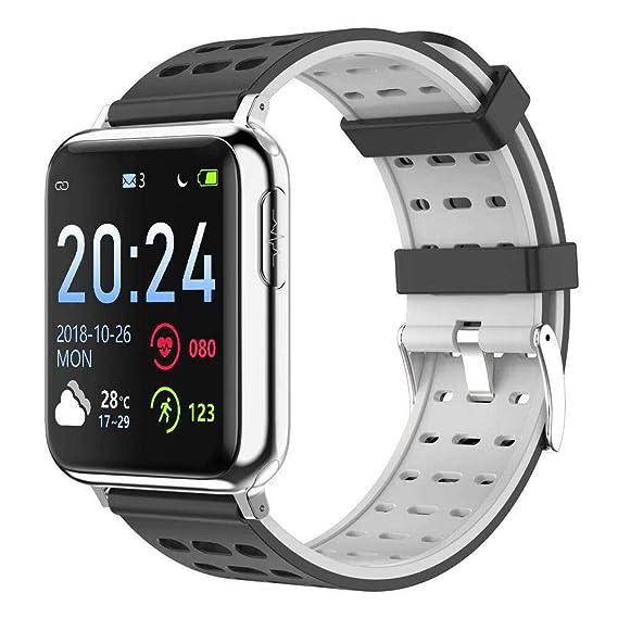BEUHOME V5 Smartwatch, Reloj Inteligente IP67 Impermeable ...