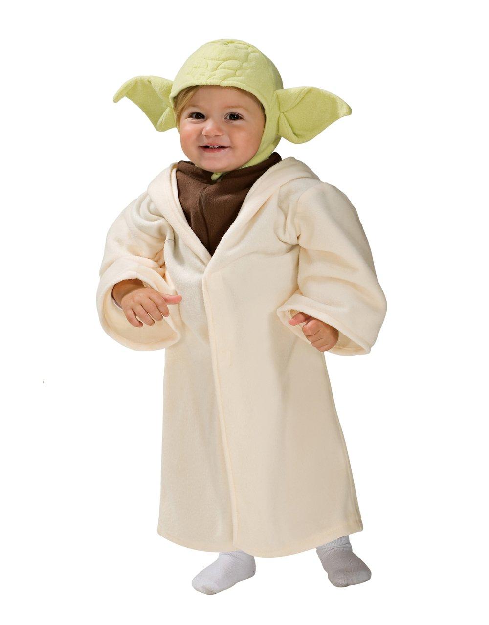 Disfraz de Yoda para Niños Pequeños 1-2 Años - Star Wars
