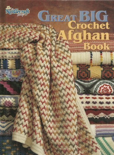 Great BIG Crochet Afghan Book