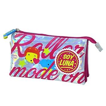 Soy Luna Soy Estuche Escolar (Toy Bags 007): Amazon.es ...