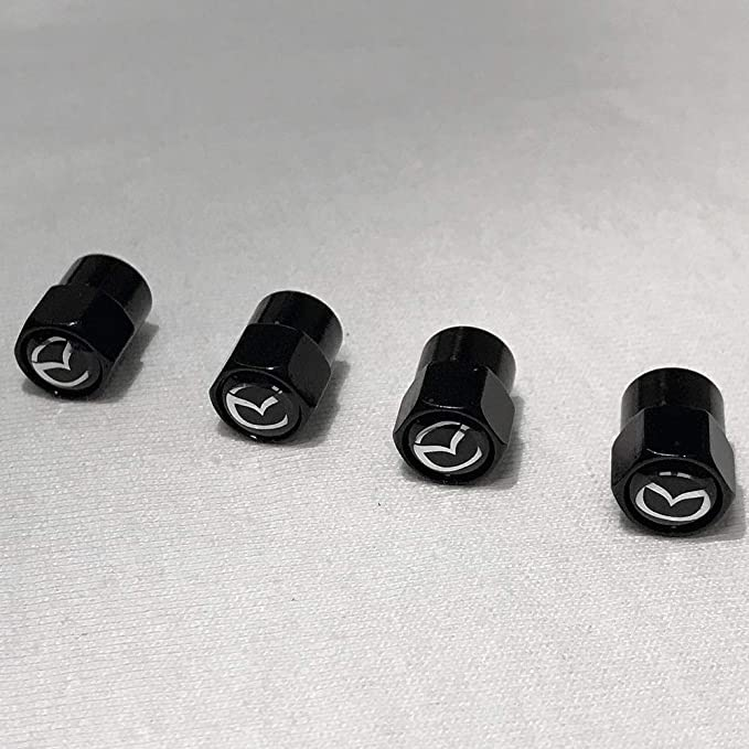for Punisher White, Black GZ RuiLiPu 4PCS Auto Accessories Wheel Tire Parts Valve Stem Caps Cover The Punisher Logo car Styling