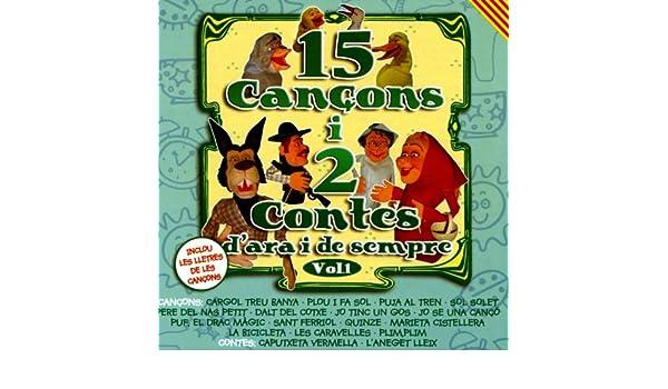 Cançons I Contes Infantils 1 de Escola Catalana en Amazon Music ...