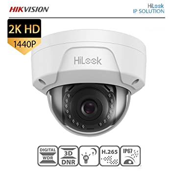 HiLook IPC-T651H-Z 5MP Full HD PoE ONVIF IP Netzwerk Überwachungskamera H.265 IR