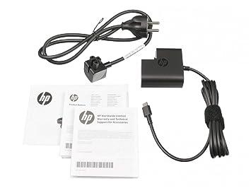 HP Cargador/Adaptador Original para Hewlett Packard Pavilion ...