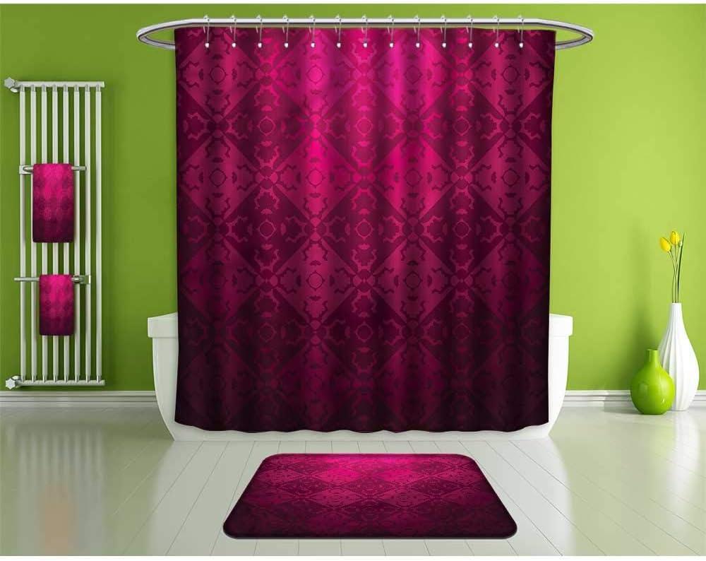 HoBeauty home Trajes de baño, Color Magenta, Formas ...