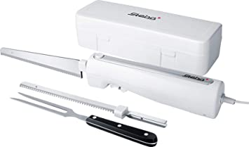 Steba EM 3 - Cuchillo eléctrico (carcasa ergonómica para un ...