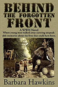 Behind The Forgotten Front by Barbara Hawkins ebook deal