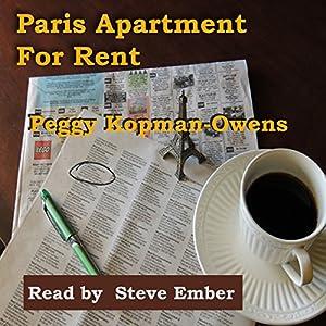 Paris Apartment for Rent Audiobook