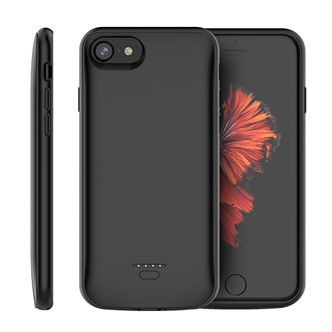 detailed look 82b31 3c605 Amazon.com: Torubia Battery Case Replacement for iPhone 6 iPhone 6s ...