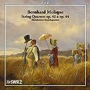 Bernhard Molique: String Quartets Opp. 42 & 44
