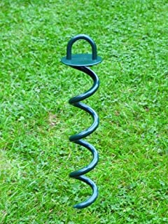 HURRICANE 650MM GROUND ANCHOR FOR MARQUEES CIRCUS TENTS