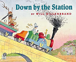 Book Cover: Down by the Station