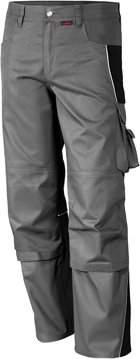 QUALITEX PRO MG245 Bundhose Grau//Schwarz Arbeitshose Sicherheitshose NEU OVP