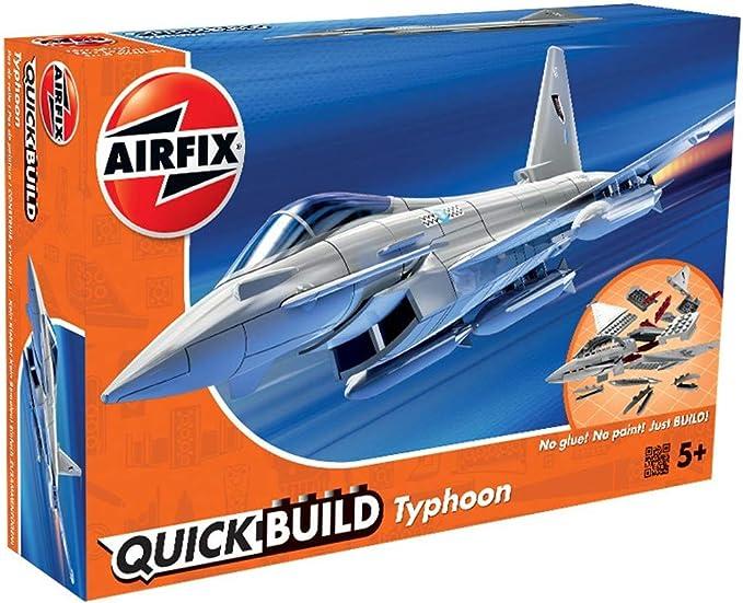 Airfix- Typhoon Avión de Juguete, Multicolor, 231 x 160 x 77 cm (Hornby Hobbies 2019 AIJ6002): Amazon.es: Juguetes y juegos