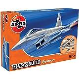 Airfix Quick Build F22 Raptor Plastic Airplane Model kit