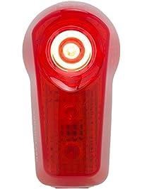 Planet Bike Blinky Super Flash 1/2-Watt Blaze LED Plus 2 eXtreme LED Rear Bicycle Light
