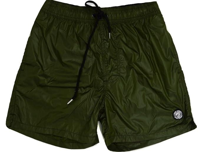 De Vert Militaire Datch Short Npx80oknw Bain Homme R54AjL