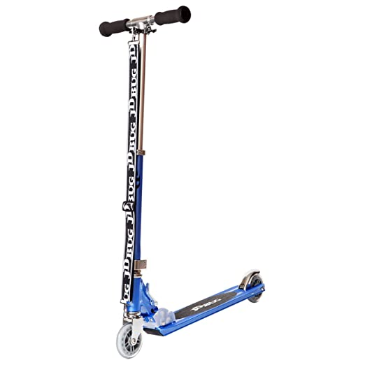 JD Bug Original Street Scooter - Silver by JD Bug: Amazon.es ...