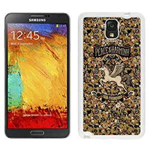 Sakroots 11 White Samsung Galaxy Note 3 Screen Cover Case Genuine and Durable Design