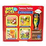 Educational Insights Hot Dots Jr. Famous Fables Interactive Review and Comparison