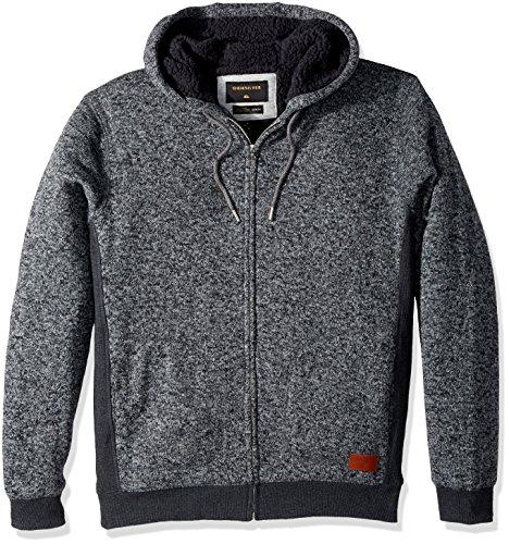 Quiksilver Gray Sweatshirt - 3