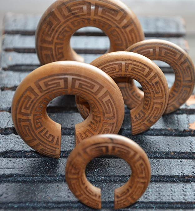 Expander - Olive Wood 58 16mm Weight
