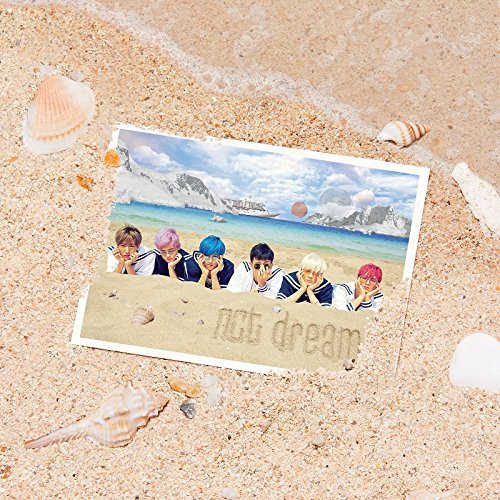 Nct Dream - We Young 1st Mini Album Cd+Photobook+Folded Poster+Extra Photocard Set