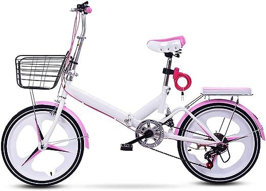 Bicicleta Plegable De 6 Velocidad City Mini Compacto For Bicicleta ...