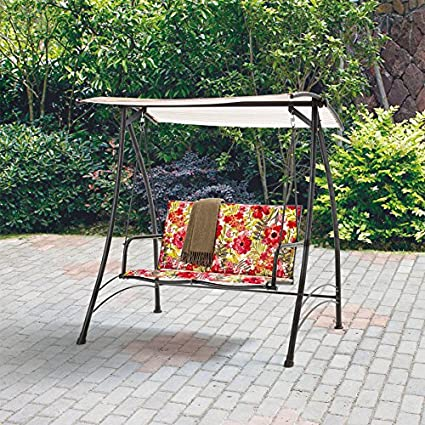 0d3202a63a Amazon.com   Care 4 Home LLC Vintage Outdoor Swing Bench