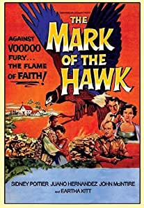 Mark Of The Hawk,The (1957) (UK PAL Region 0)