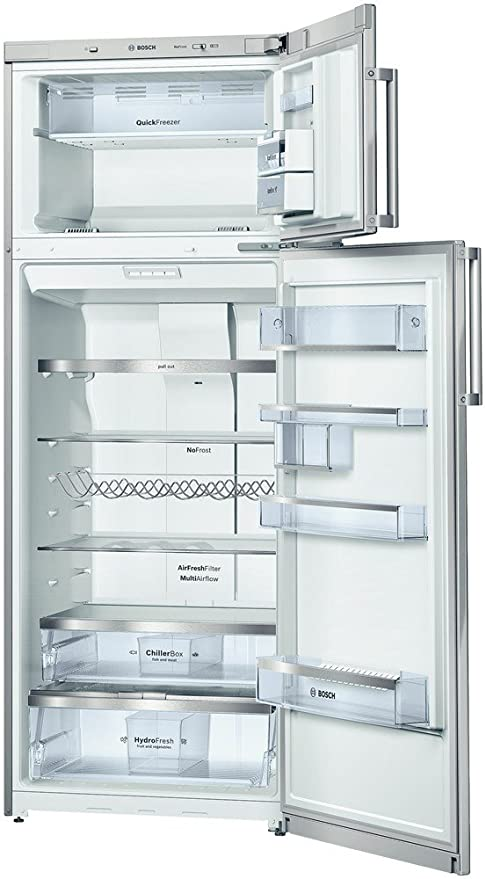 Bosch KDN46AI20 Independiente 369L A+ Blanco nevera y congelador ...