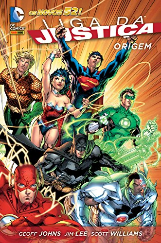 Liga Da Justiça – Origem