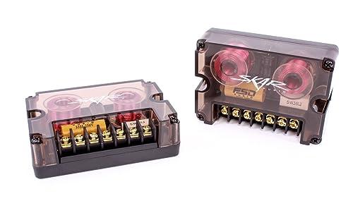 Skar Audio VXI65 6.5 2-Way Component Speaker System Set of 2