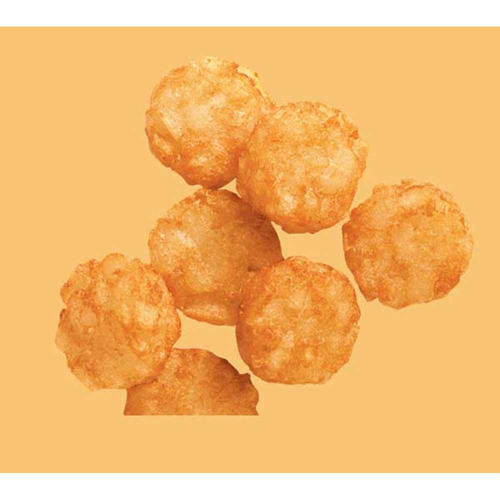 McCain Ore Ida Spud Bites Dime Shaped Tot Fry, 5 Pound -- 6 per case. by McCain (Image #1)