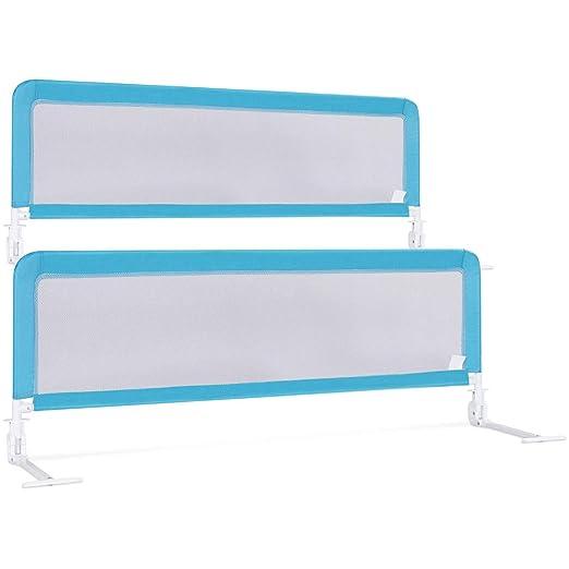 Amazon.com: Costzon - Protector de cama doble para niños ...