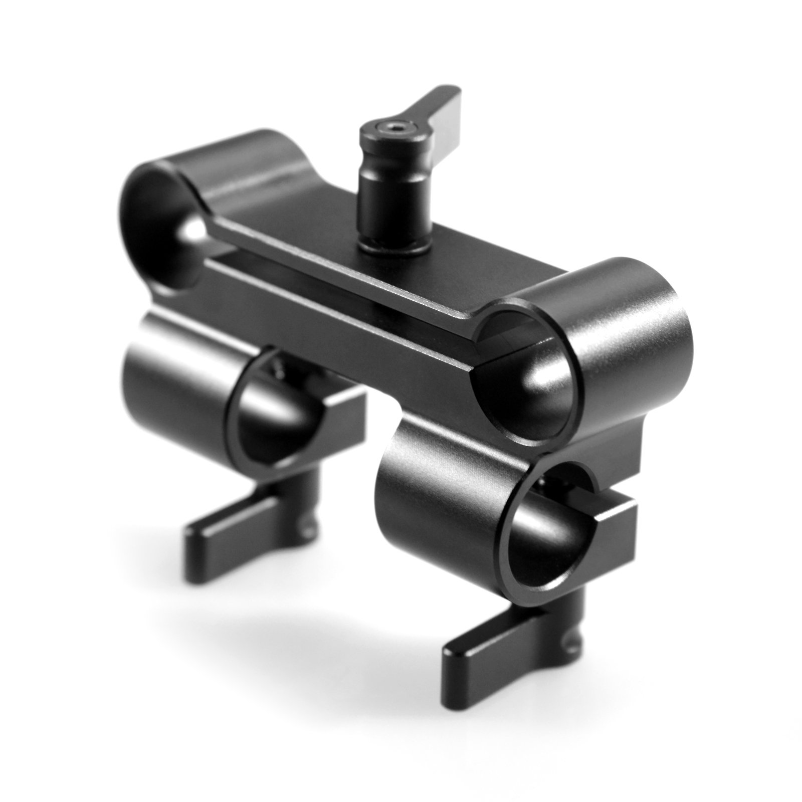 SMALLRIG Clamp 90 Degree Rod Clamp Railblock for Side Handles DSLR Rig - 922 by SmallRig