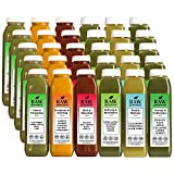 Raw Generation 5-Day Skinny Soup Cleanse™- Healthiest Way to Lose Weight Quickly / 100% Raw & Unprocessed Soups and Green Juices