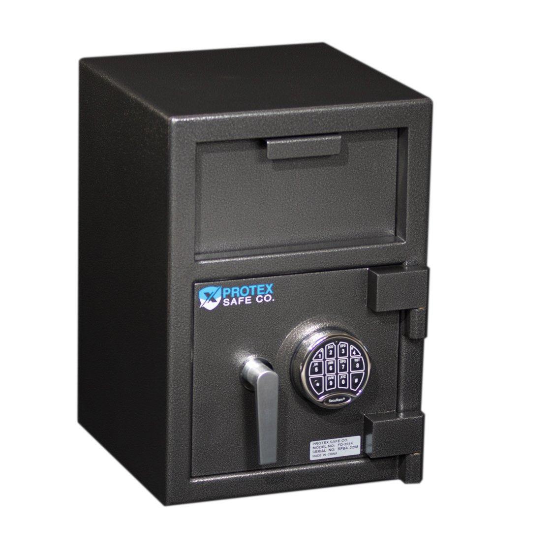 Protex Medium Front Loading Depository Safe (FD-2014)