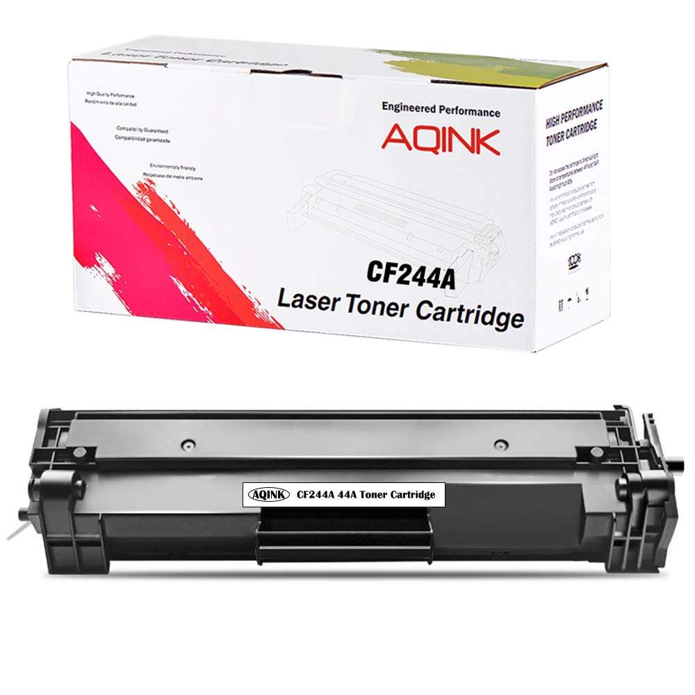 AQINK - Cartucho de tóner Compatible HP CF244A 44A para Impresora ...