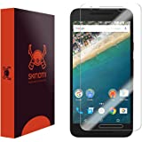 Skinomi TechSkin - LG Nexus 5X Screen Protector (2015) Premium HD Clear Film with Free Lifetime Replacement Warranty / Ultra High Definition Invisible and Anti-Bubble Crystal Shield