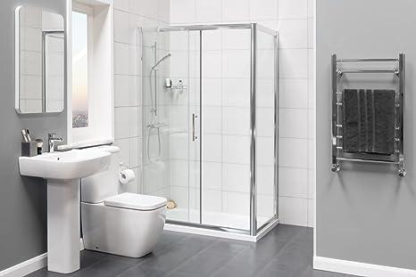 Easy clean porta scorrevole per doccia da bagno suite wc lavabo