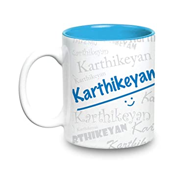 karthikeyan name